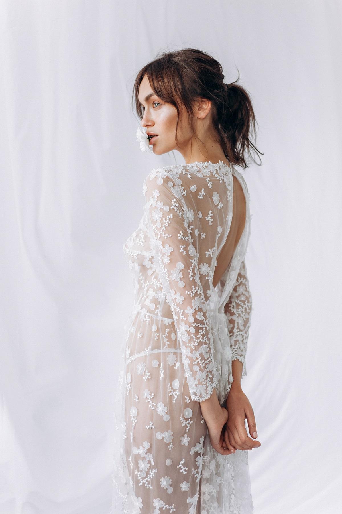 Будуарні сукні